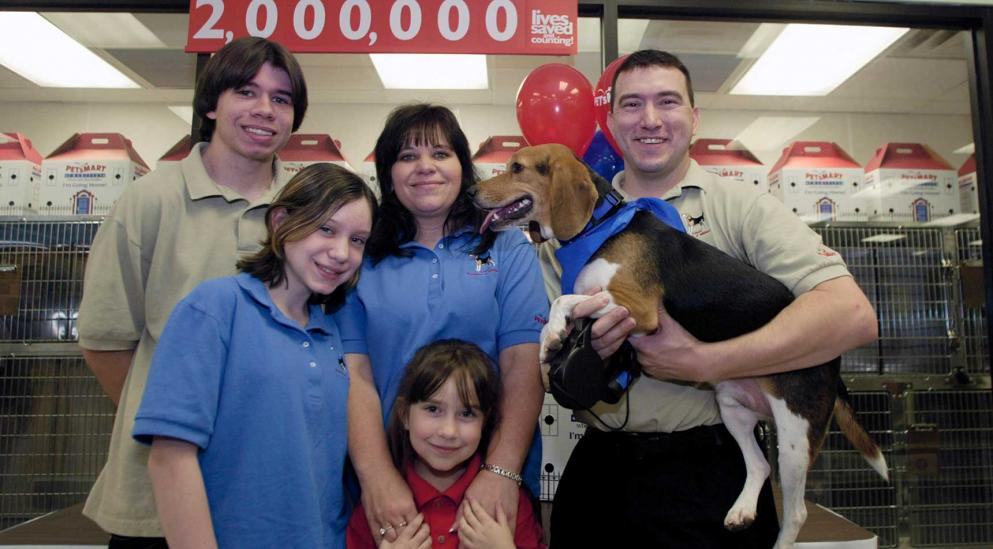 2004 Two Million Adoptions